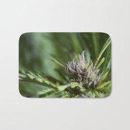 Cannabis Bud Bath Mat