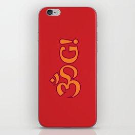 omG! iPhone Skin