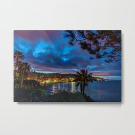 Laguna Coast Dawn Metal Print