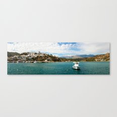 Agia Galini Canvas Print
