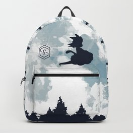 The Moon on Dragon Ball Backpack