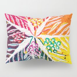 Leaves on the World Tree: The Arab Date Palm Pillow Sham
