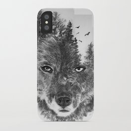 The Wild and the Wilderness II iPhone Case