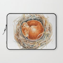 Mouse in the nest Laptop Sleeve