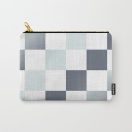 Square Pattern Simple Grid #decor #society6 #buyart Carry-All Pouch