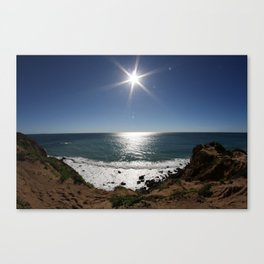 Pacific Reflections Canvas Print