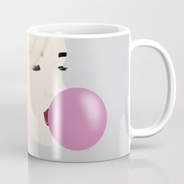 Bubble Girl Coffee Mug