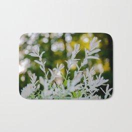 Sunshine Flowers Bath Mat