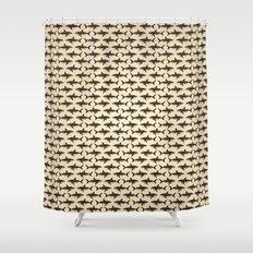 Pattern: Great White Shark ~ Vintage Shower Curtain