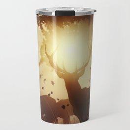 Mystic Deer Travel Mug