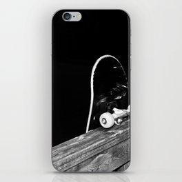 skateboard. iPhone Skin