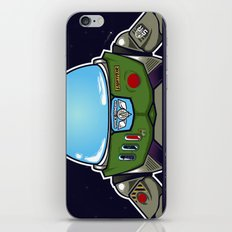 Infinity & Beyond iPhone & iPod Skin