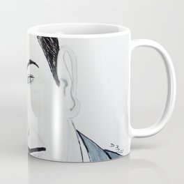 Jean Dujardin Coffee Mug