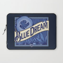 Blue Dream Laptop Sleeve