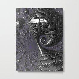 Foreverness Of Fractals 04 Metal Print