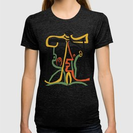 Picasso - Woman's head #1 T-shirt