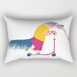 Cool Ant Eater Rectangular Pillow
