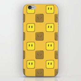 blocked! iPhone Skin