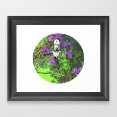 parasite  Framed Art Print