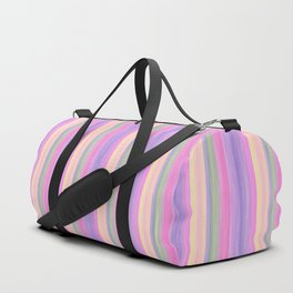 Lilac Pink Purple Scrapbook Sherbert Duffle Bag