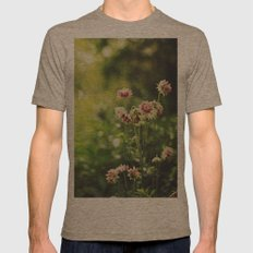 Spring flowers Mens Fitted Tee Tri-Coffee SMALL