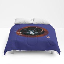 Banded Comforters