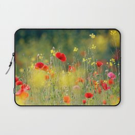 United Colors of Summer Laptop Sleeve
