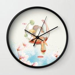 Give Me a Reason Wall Clock