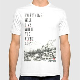 River of Living Water T-shirt