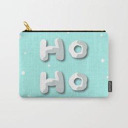 HO HO HO Carry-All Pouch