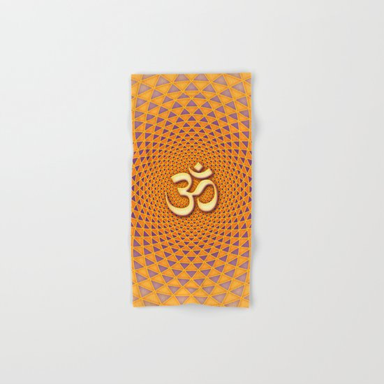 Lotus / Namaste Hand & Bath Towel