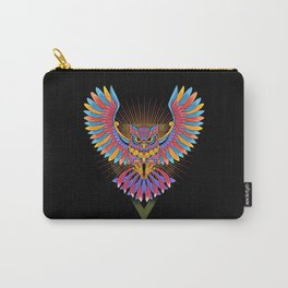 Beautiful Owl Mandala Gift Love Animals Gift Carry-All Pouch