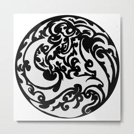 Ink-credible Metal Print