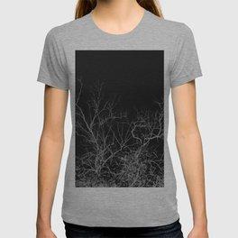 Dark night forest T-shirt