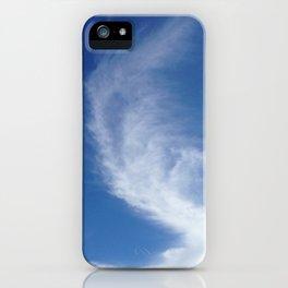 Melbourne Sky 28/08/2016 12:58:42pm 57/160 iPhone Case