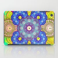 psychedelic iPad Cases featuring psychedelic  by Thedevilguru