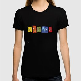 Colors of Jazz T-shirt