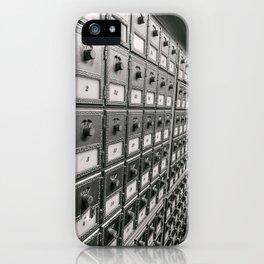 Vintage Mail iPhone Case