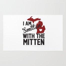 Smitten with the Mitten Rug