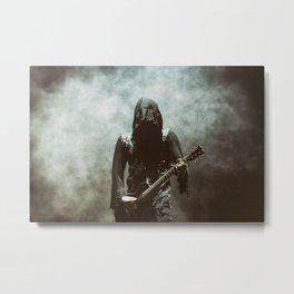 Teloch #OnStagePortrait Metal Print