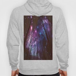 Black Trees Dark Space. Hoody