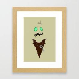 Fiddlesticks Framed Art Print