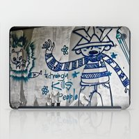 technology iPad Cases featuring Cylon Technology by MistyAnn @ What the F-stop Prints