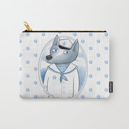 sea wolf Carry-All Pouch