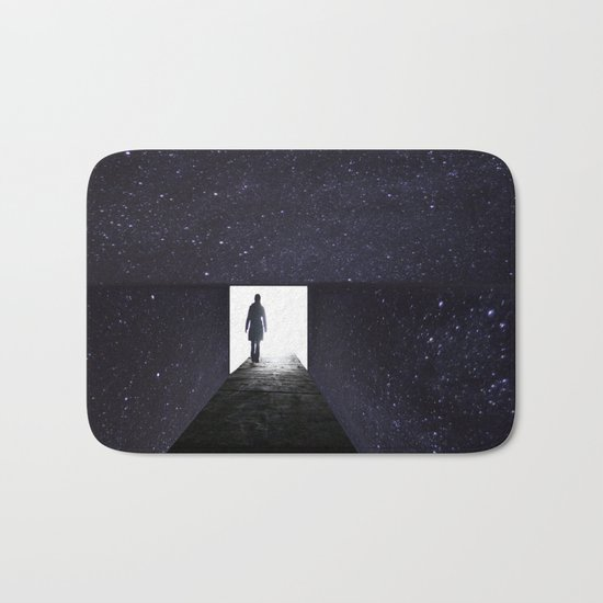 Stars Way To Heaven Bath Mat