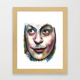 Shane. Framed Art Print