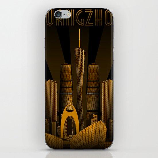 Guangzhou (China) iPhone & iPod Skin