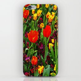 Summer colours iPhone Skin