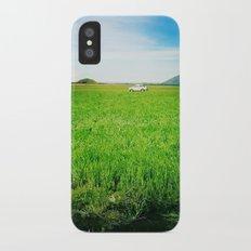 abandon  Slim Case iPhone X