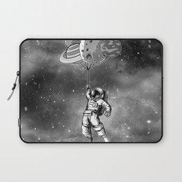 Astronaut & Balloons Planets Laptop Sleeve